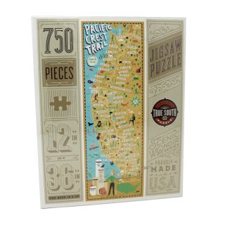 750 Piece Pacific Crest Trail Jigsaw Puzzle
