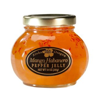 Aloha from Oregon - Mango Habanero Pepper Jelly - 10oz