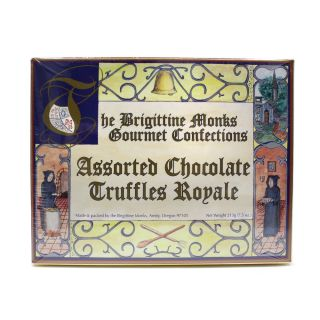 Brigittine Monks - Assorted Chocolate Truffles Royale - 7.5oz