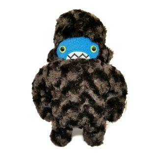 Careful it Bites! Woolly Sasquatch Doll