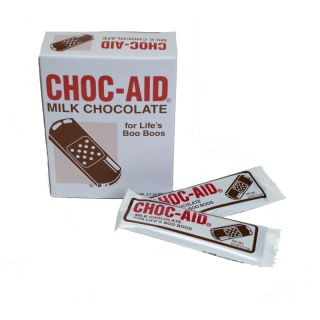 Choc - Aid - For Life's Boo Boos - 2.7oz/80g