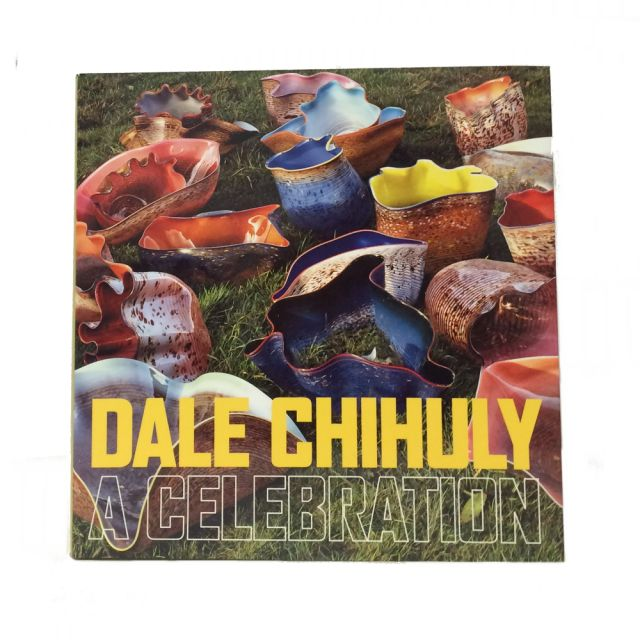 Dale Chihuly A Celebration Pacific Northwest Shop