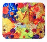 Dale Chihuly Bridge of Glass Mousepad - Motif 1 - Photo by John Robinson - 9