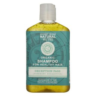 Deception Pass Rosemary Eucalyptus Shampoo - Whidbey Island Natural - 8 Fl Oz