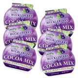 Dorothy Homemade Huckleberry White Chocolate Cocoa Mix - Best Price: 6 packs (9 oz)