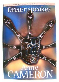 Dreamspeaker - By Anne Cameron - Native American Books