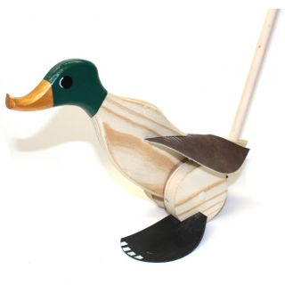 Duck Runner - Green