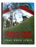 Frog Girl - By Paul Owen Lewis