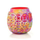 Glass Eye Studio - Sea Haven Votive - Sailor's Delight - 4