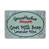 Goat Milk Soap - Lavender Mint - 4oz
