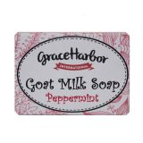 Goat Milk Soap - Peppermint - 4oz