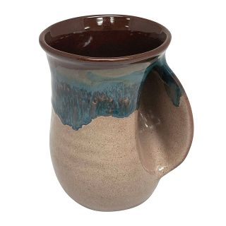 Handwarmer Mug - Mudslide - Right Handed - 5'' height