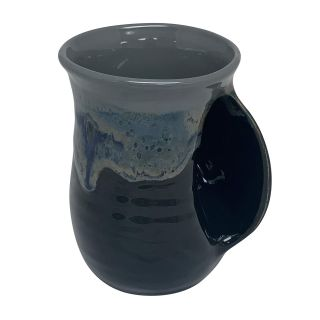 Handwarmer Mug - Stormy Night - Right Handed - 5'' height