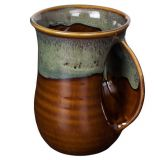 Handwarmer Mugs - Mocha - Right Handed - 5