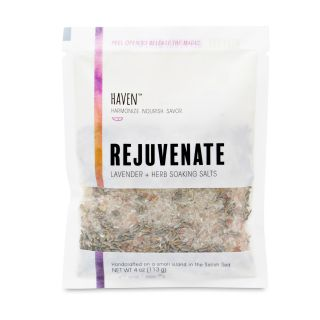 Haven Bath Salts - Rejuvenate - 4oz