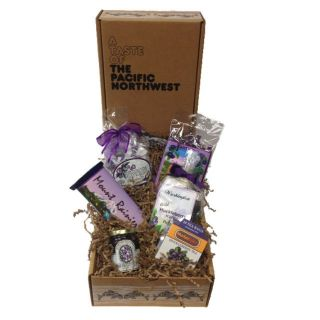 Huckleberry Food Gift Box -
