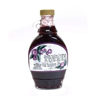 Huckleberry Syrup - 10 oz