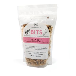 Lil' Bits Toffee Dessert Topping - Salty Bits - 8oz