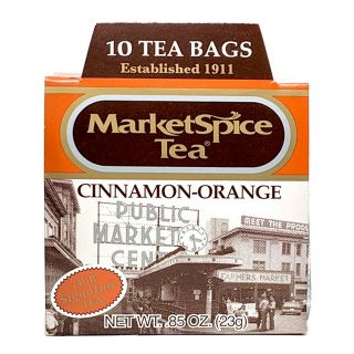 Market Spice Tea - Original Cinnamon-Orange, 10 bags