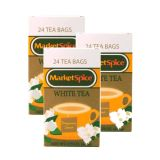 Market Spice Tea - White Tea - Best Price: 72 bags (3 boxes)