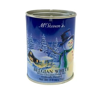 McSteven's Belgian White Chocolate Mix - 2.5 oz