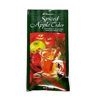 McSteven's Spiced Apple Cider Drink Mix - 1 oz