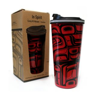 Native American Travel Mug - In Spirit (16 oz)