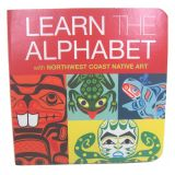 Northwest Coast Native Art - Learn the Alphabet