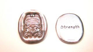 Pocket Spirit - Bear (STRENGTH) - by Terry Starr, Tsimshian