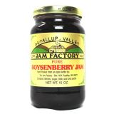 Puyallup Valley Jam Factory - Boysenberry Jam - 15oz