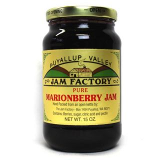 Puyallup Valley Jam Factory - Marionberry Jam - 15oz