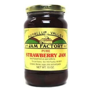 Puyallup Valley Jam Factory - Strawberry Jam - 15oz