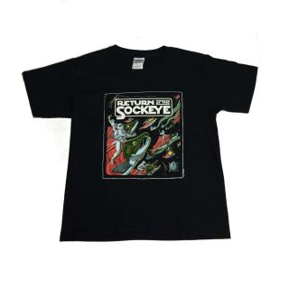 Return of the Sockeye - Children's T-Shirt - By Ray Troll
