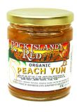 Rock Island Red - Peach Yum - 8 oz