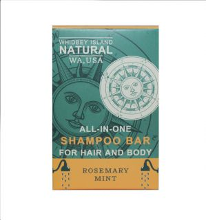 Rosemary Mint Shampoo Bar -