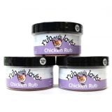 Rub With Love Chicken Rub - Special Offer: 10% off 3 tubs