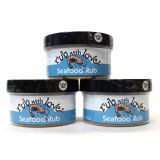 Rub With Love Seafood Rub - Special Offer: 10% off 3 tubs