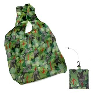 Sasquatch Foldable Shopping Bag