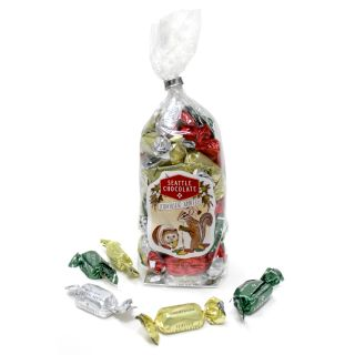 Seattle Chocolates Holiday Truffles Bag - 12 oz