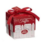 Seattle Chocolates - Red Starry Night Box - 6 oz