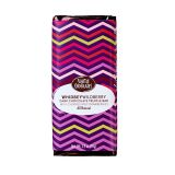 Seattle Chocolates - Whidbey Wildberry Dark Chocolate Truffle Bar with Cherries and Blackberries - 2.5 oz