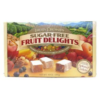Sugar-Free Fruit Delights - Liberty Orchards - 10 oz