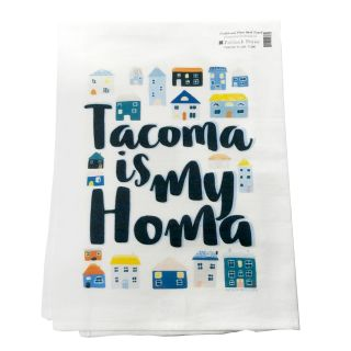 Tacoma is My Homa - Kitchen Towel