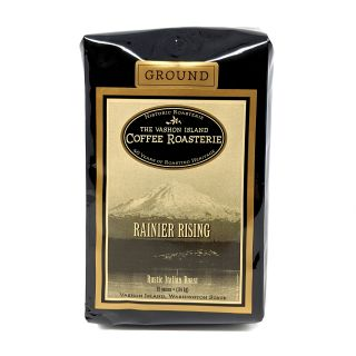 Vashon Island Coffee Roasterie - Rainier Rising Blend -  12oz Ground