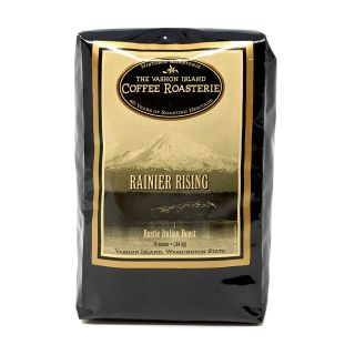 Vashon Island Coffee Roasterie - Rainier Rising Blend -  12oz Whole Bean