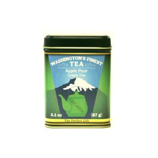 Washington's Finest Tea - Apple Pear Green Tea (Loose Leaf) - 3.1 oz