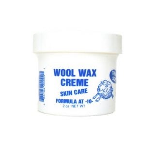Wool Wax Creme Skin Care - 2 oz