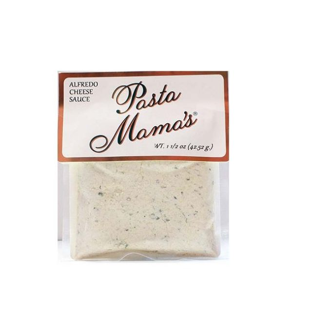 Alfredo Cheese Sauce by Pasta Mama's - 1.5 oz (42.52g)