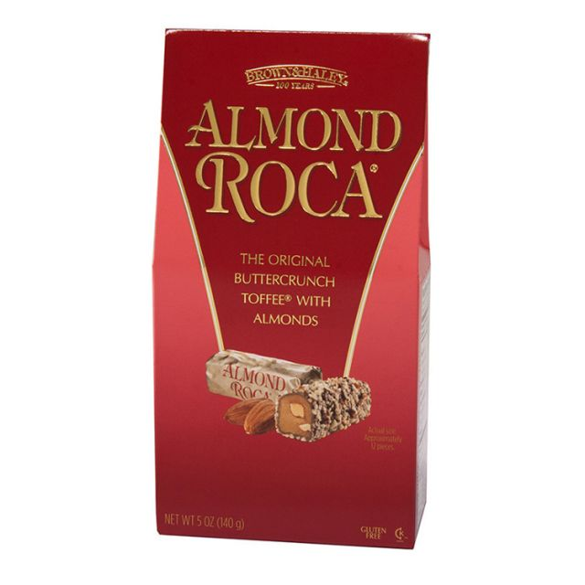 Almond Roca - 5 oz stand up box