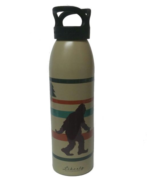 Bigfoot Design - 24 oz. Water Bottle